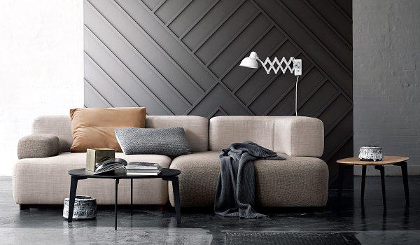 Das Design ist schon über 80 Jahre alt und trotzdem fügt sich die Scherenleuchte 6718-W von Hersteller KAISER idellTM problemlos auch in modern eingerichtete Räume ein. Foto: Fritz Hansen
