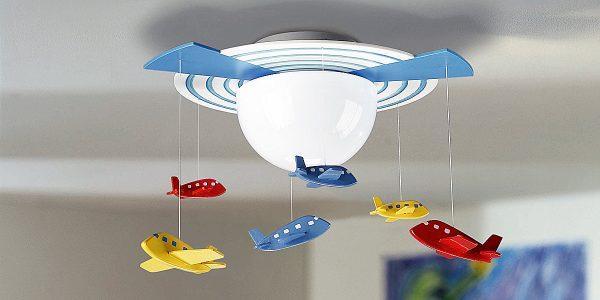 Bunt, Verspielt, Witzig: Kinderzimmer Leuchten Sind In Jedem Fall Ein  Hingucker,
