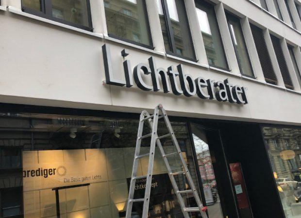 Prediger Lichtberater, Showroom Frankfurt am Main, Licht, Lichtberatung, Lampe, Leuchte, Lichtkonzept
