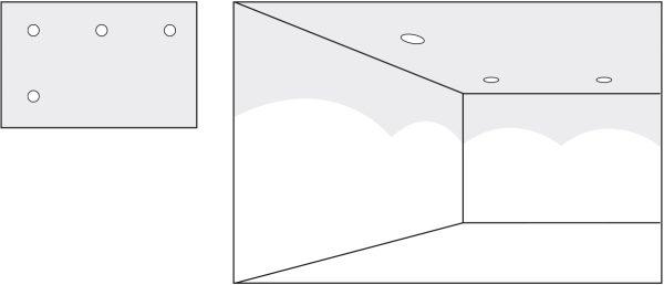 prediger ratgeber das einmaleins der downlight planung prediger lichtjournal. Black Bedroom Furniture Sets. Home Design Ideas