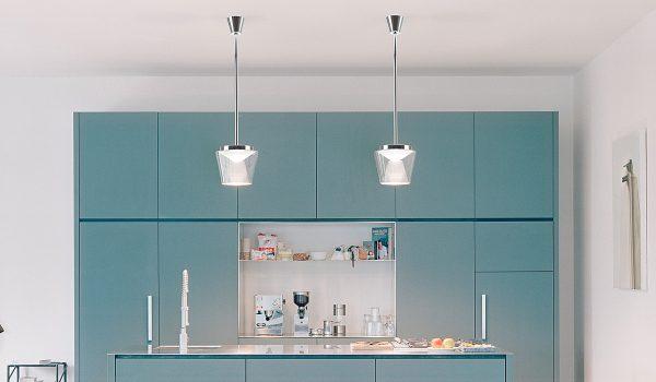 Die Leuchtenfamilie Annex steht stellvertretend für den Erfolg von Hersteller serien.lighting. Die Leuchten überzeugen mit einer hohen Lichtkompetenz und einer reifen Formensprache. Fotos: Hersteller