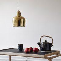 Artek, Golden Bell, Alvar Aalto, skandinavisches Design, A330S, Prediger Lichtberater
