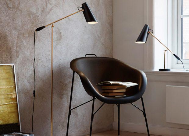 skandinavisches Design, Northern Lighting, Birdy