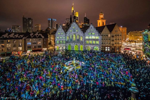 Frankfurt strahlt highlights der luminale 2018 prediger lichtjournal for Lichtmesse frankfurt