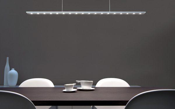 gutes licht f r den esstisch auf diese faktoren kommt es an prediger lichtjournal. Black Bedroom Furniture Sets. Home Design Ideas