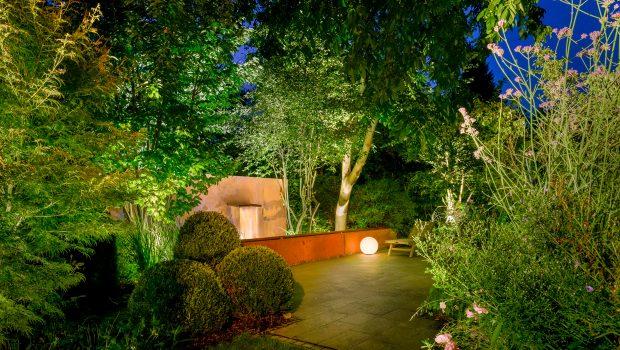 Garten Beleuchten magisches licht: unsere tipps für indirekte beleuchtung im garten