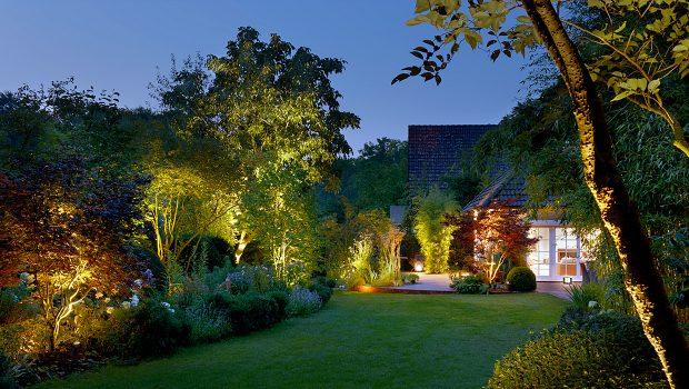 Magisches Licht Unsere Tipps Fur Indirekte Beleuchtung Im Garten
