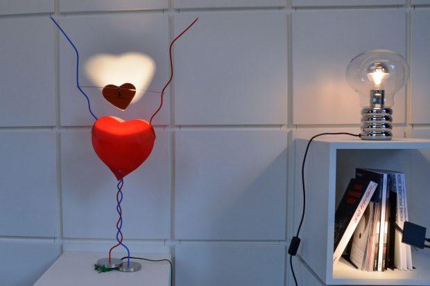 Ingo Maurer, Schaufenster, Design, Leuchte, Lampe, Showroom Hamburg, Prediger Lichtberater