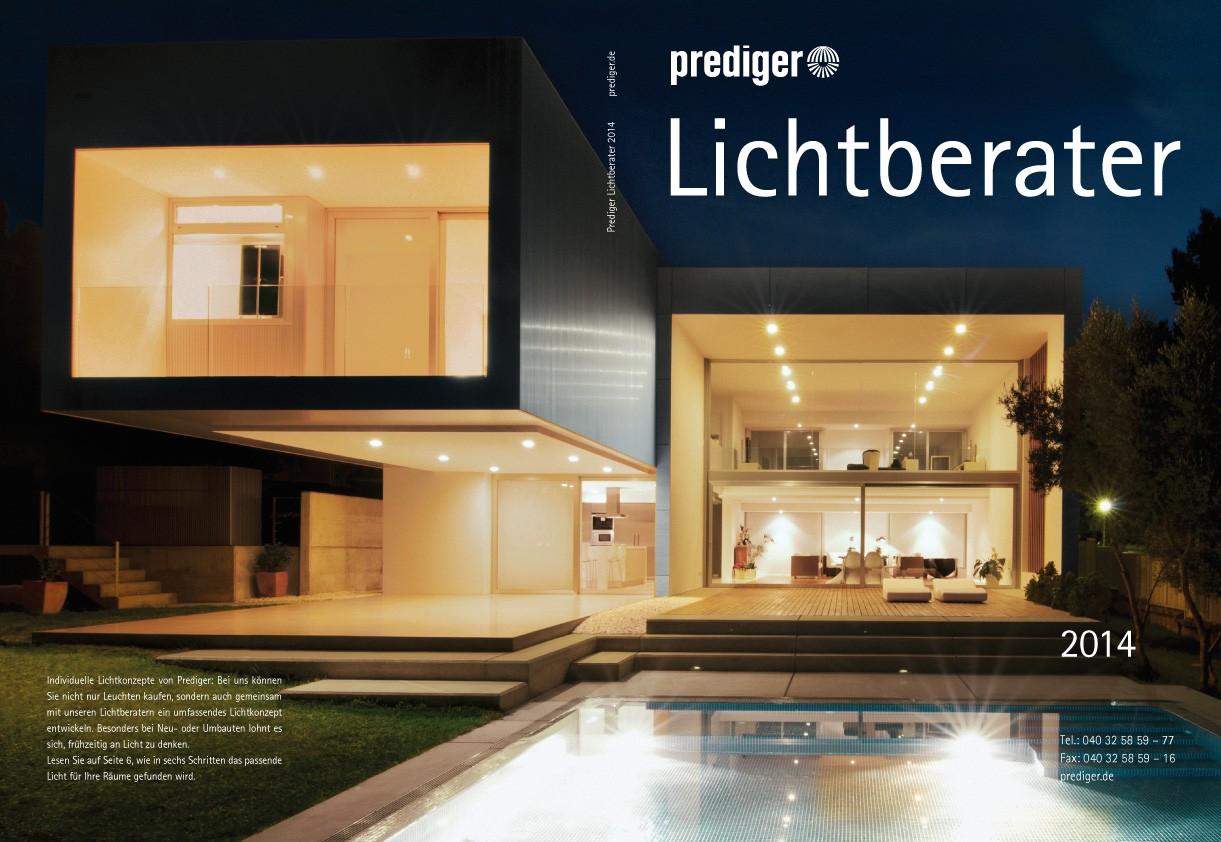 Der neue design leuchten katalog lichtberater 2014 ist da for Design katalog