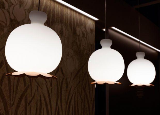 Designleuchten, Euroluce 2019, Prediger Lichtberater, Kundalini, Opyo, Salone del Mobile