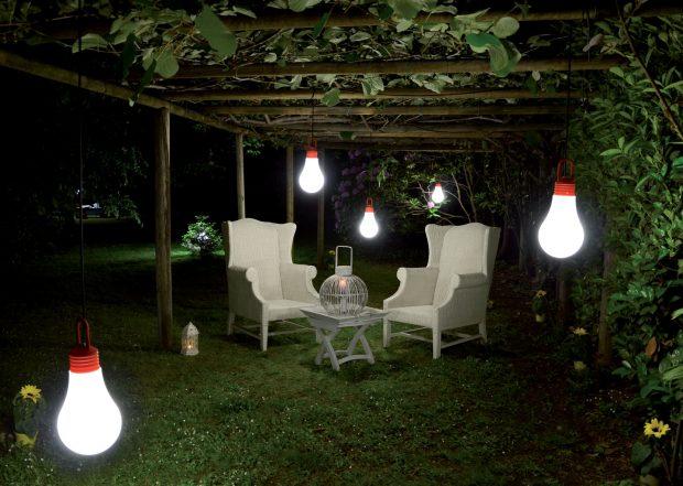 dekorative Gartenleuchten LaDina Flos