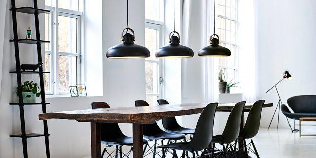 Mit Den Pendelleuchten Aus Der Serie Carronade Hat Le Klint Einen Entwurf  Des Talentierten Nachwuchsdesigners Markus Johannsson In Sein Portfolio ...