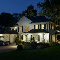 Architekturbeleuchtung, Prediger Lichtberater, Außenleuchten