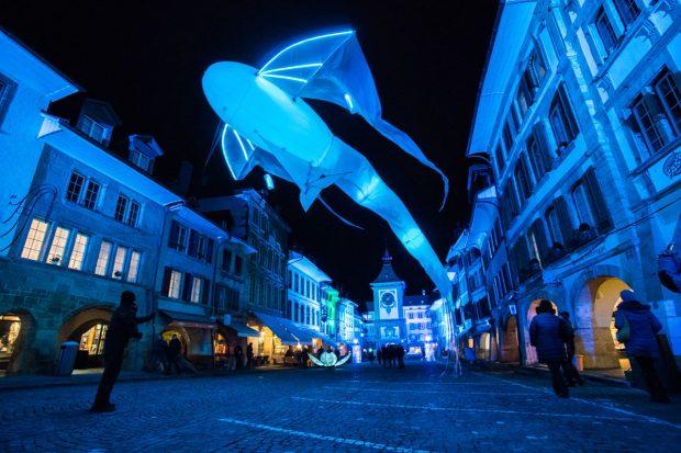 Murten Licht-Festival, Adrian Scherzinger