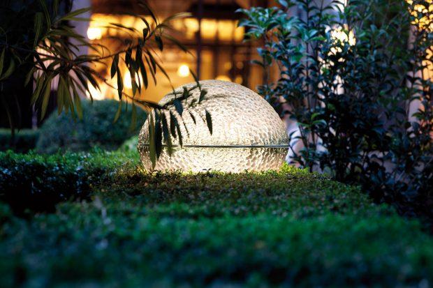 dekorative Gartenleuchten Medouse Floor Catellani