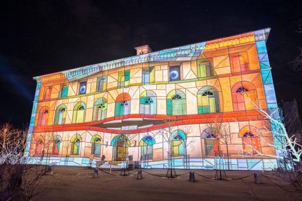 Murten Licht-Festival, Carim Jost