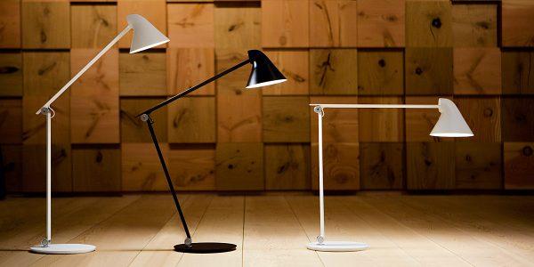 Minimalistisch, schick und äußerst funktional: Die neue Tischleuchte von Louis Poulsen hört auf den Namen NJP und kann ab sofort bei Prediger vorbestellt werden. Alle Fotos: Prediger