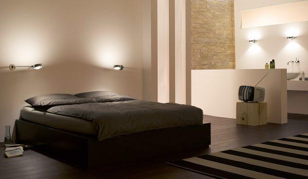 licht im schlafzimmer so entsteht richtige. Black Bedroom Furniture Sets. Home Design Ideas