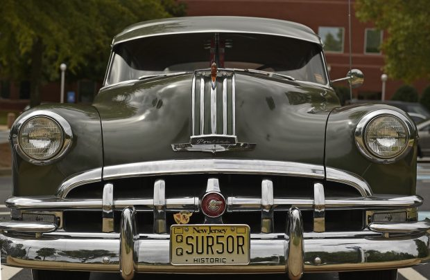Design aus den USA Pontiac