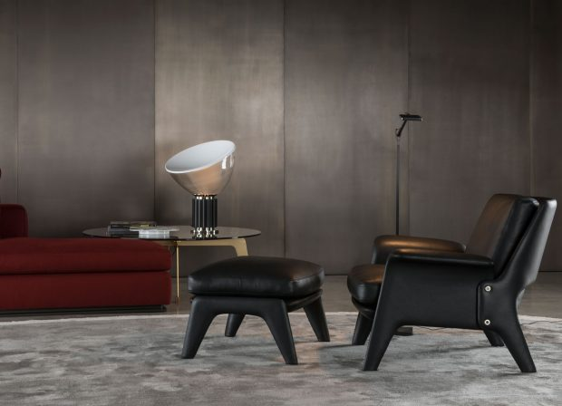 Prediger Lichtberater, italienisches Design, Taccia Castiglioni, Flos