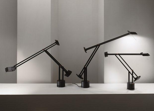 Prediger Lichtberater, italienisches Design, Tizio, Artemide