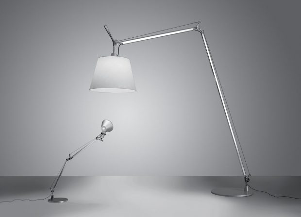Prediger Lichtberater, italienisches Design, Tolomeo, Artemide
