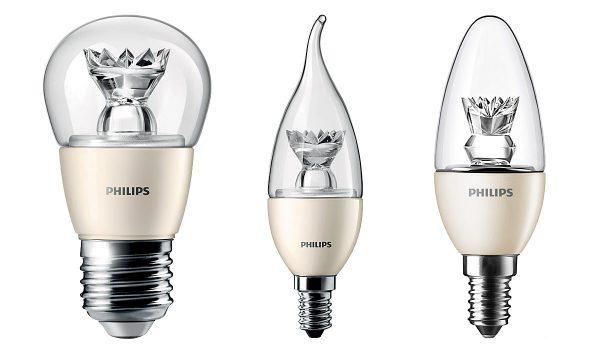 Sehen fast aus wie Glühlampen, sind aber mit energieeffizienter Halbleiter-Technik ausgestattet: So genannte LED-Retrofits. Was bei der Auswahl und beim Kauf der stromsparenden Leuchtmittel zu beachten ist, erklärt LED-Experte Wolfgang Messer im Interview mit dem Prediger Lichtjournal. Fotos: Philips