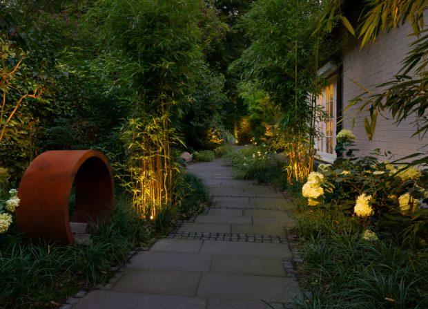 Wegebeleuchtung, Prediger Lichtberater, Garten