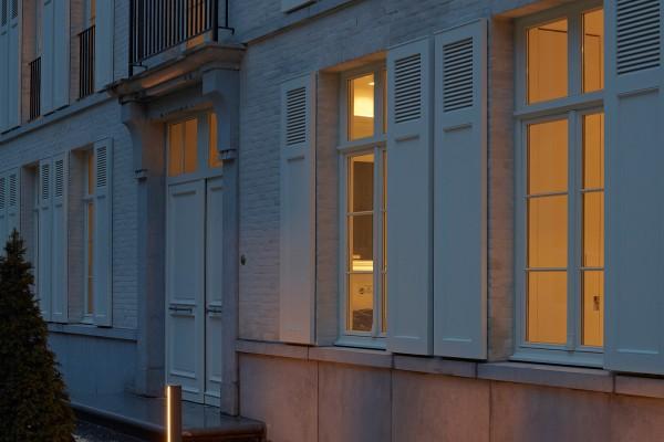 Lichtplanung Für Den Hauseingang