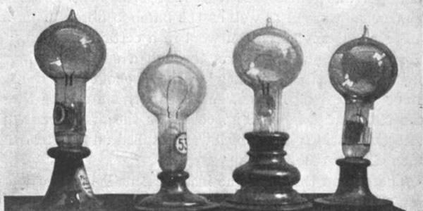 Die Erfindung der Glühbirne – zum Geburtstag von Thomas ...
