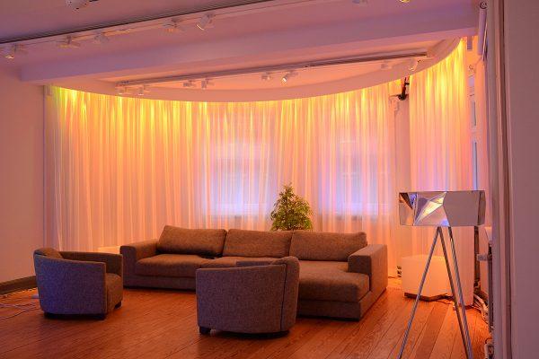 Licht Im Wohnzimmer Der Zukunft