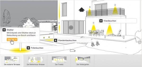 Gut gemocht Terrasse - Terrasse in Aussen-Anwendungen im Online Shop OE65