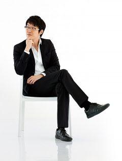 Designer Oki Sato hat NJP entworfen.