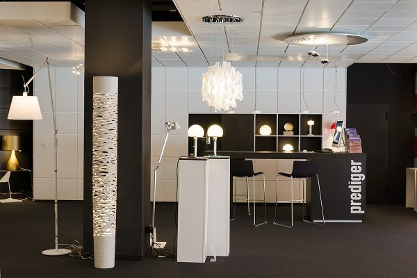 prediger showroom hamburg vollst ndig modernisiert. Black Bedroom Furniture Sets. Home Design Ideas