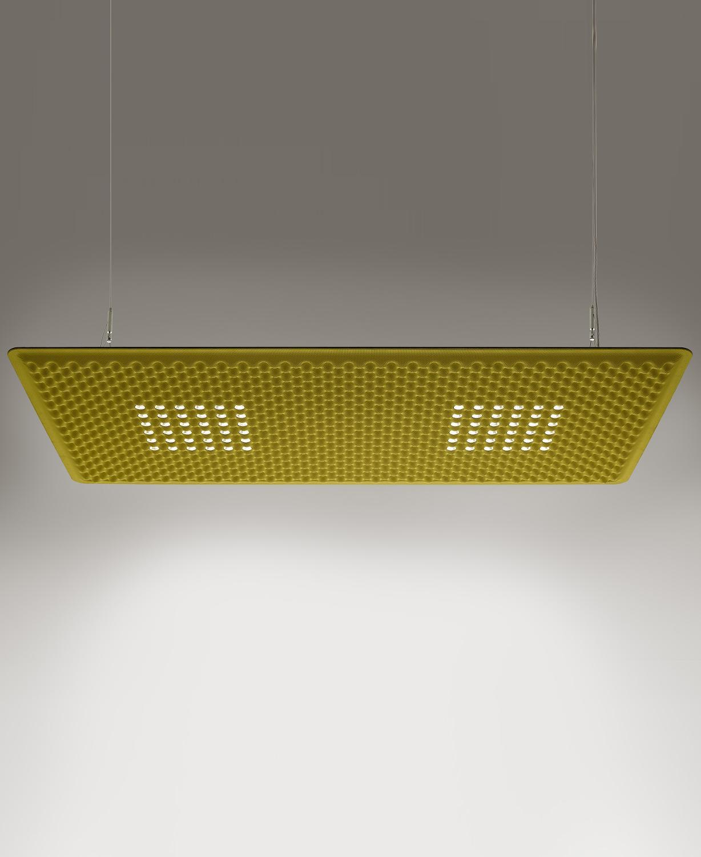 Eggboard Matrix Direct 1600x800 4000K Dim Grün
