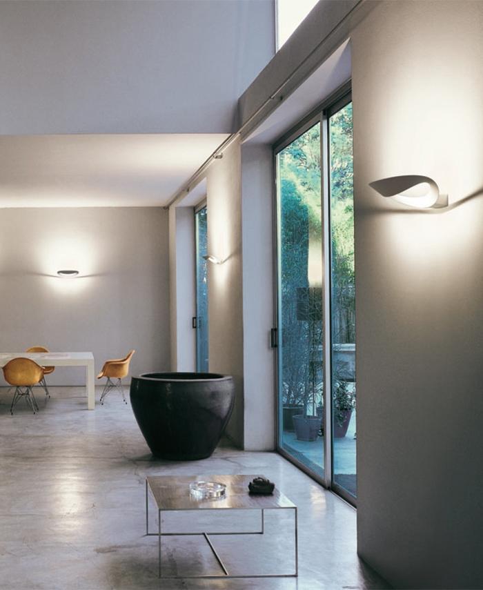 3000/°K Wei/ß Artemide Mesmeri LED-Lampe