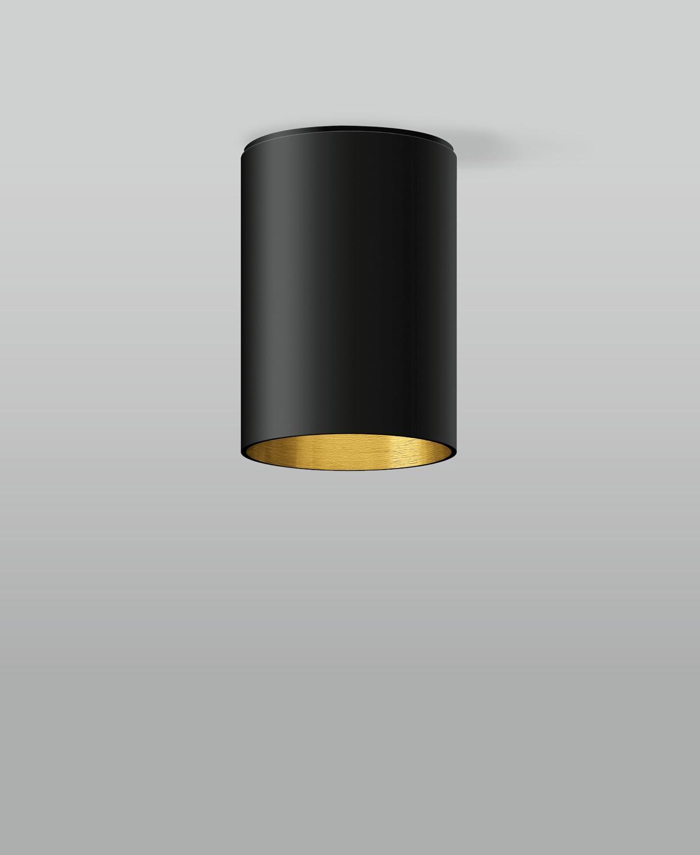 Deckenleuchte gold messing LED Warmweiß dimmbar