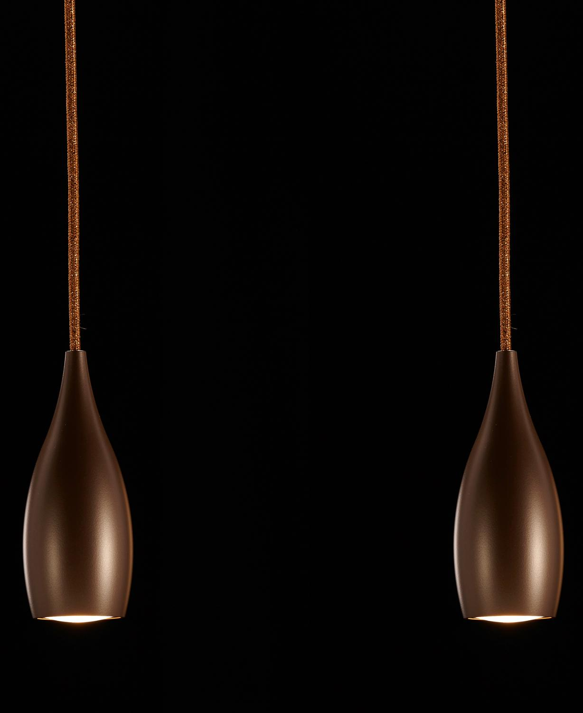 Drop Duo Bronze/Kabel Whiskey