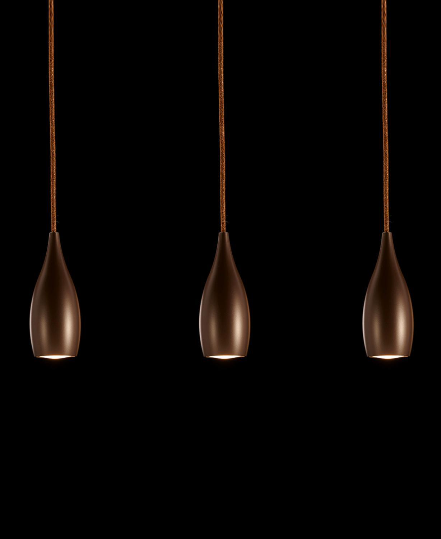 Drop Trio Bronze/Kabel Whiskey