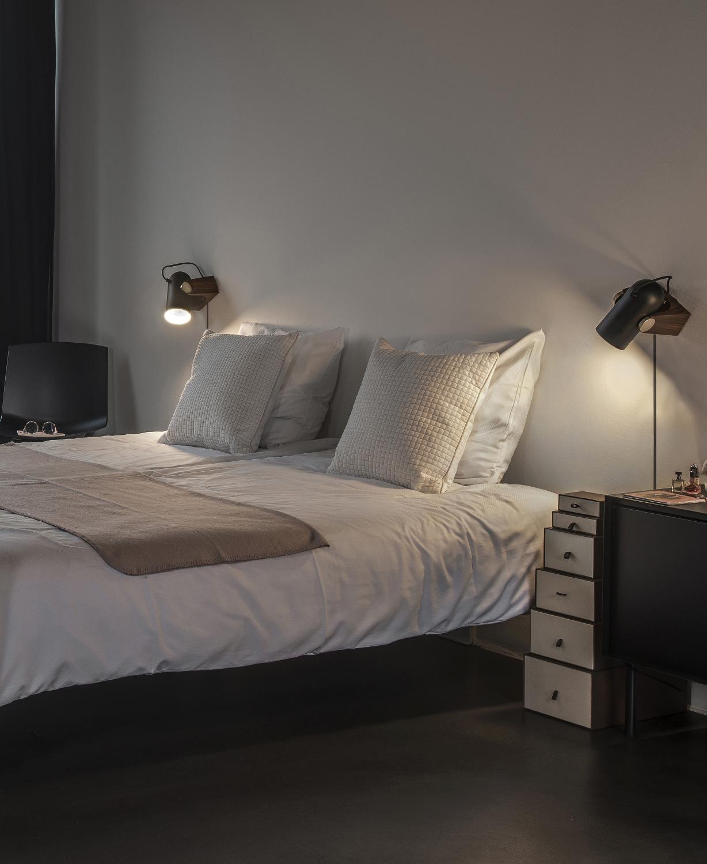 wandleuchte schlafzimmer
