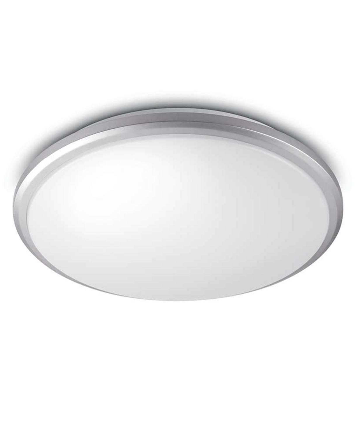 Philips Mybathroom Led Deckenleuchte Guppy 3434687p0 Grau
