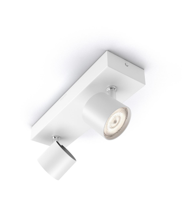 Philips Energiesparlampe 2er Spots Designerlampen Deckenlampe Deckenstrahler