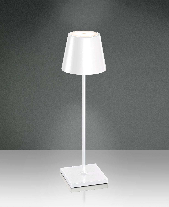 Nuindie LED Akku Tischleuchte Innen /& Außen IP54 weiß dimmbar Sigor NEU lampe