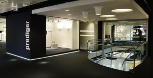 Showroom Lichtraum.