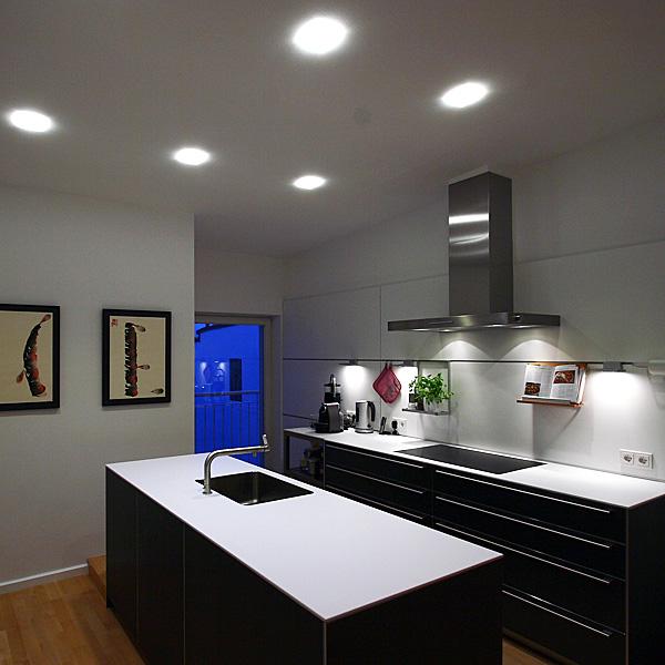 Licht in der Küche: Gut geplant ist definitiv besser beleuchtet