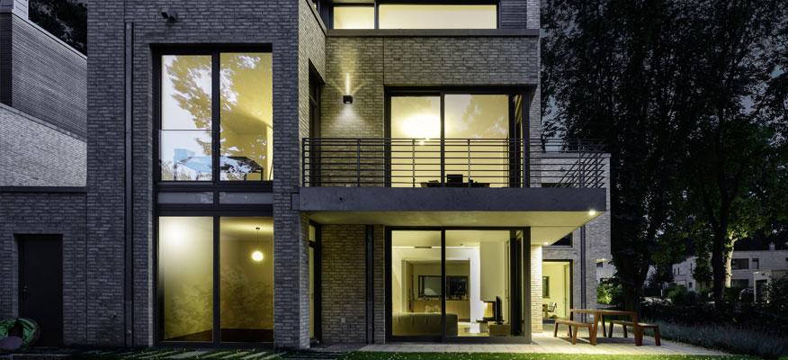 Außenleuchten Balkon - prediger.base p020 LED Außen Einbau-Downlight