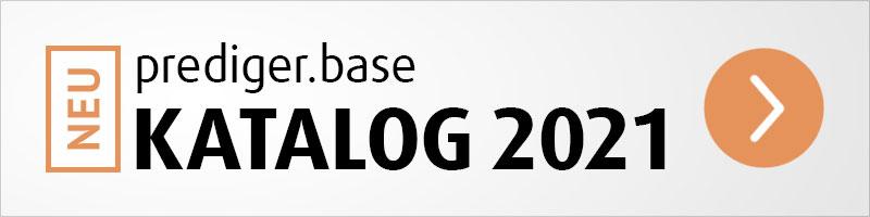 Banner für Bestellung des prediger.base-Katalogs