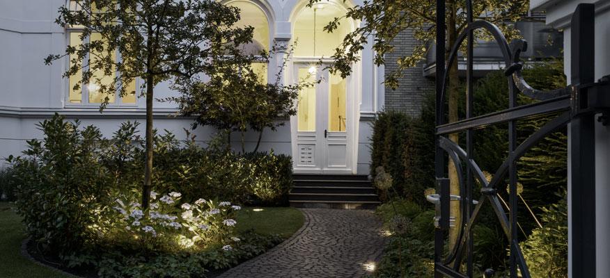 Außenleuchten Hauseingang - Bega Bodeneinbauleuchte