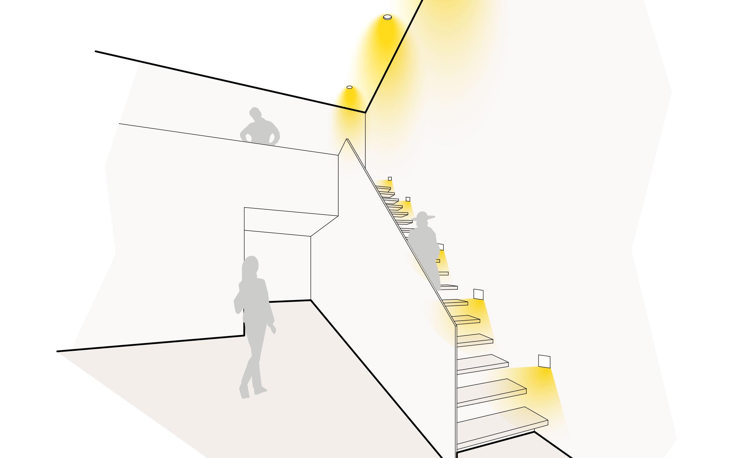 Stufenbeleuchtung bei Prediger Lichtberater finden