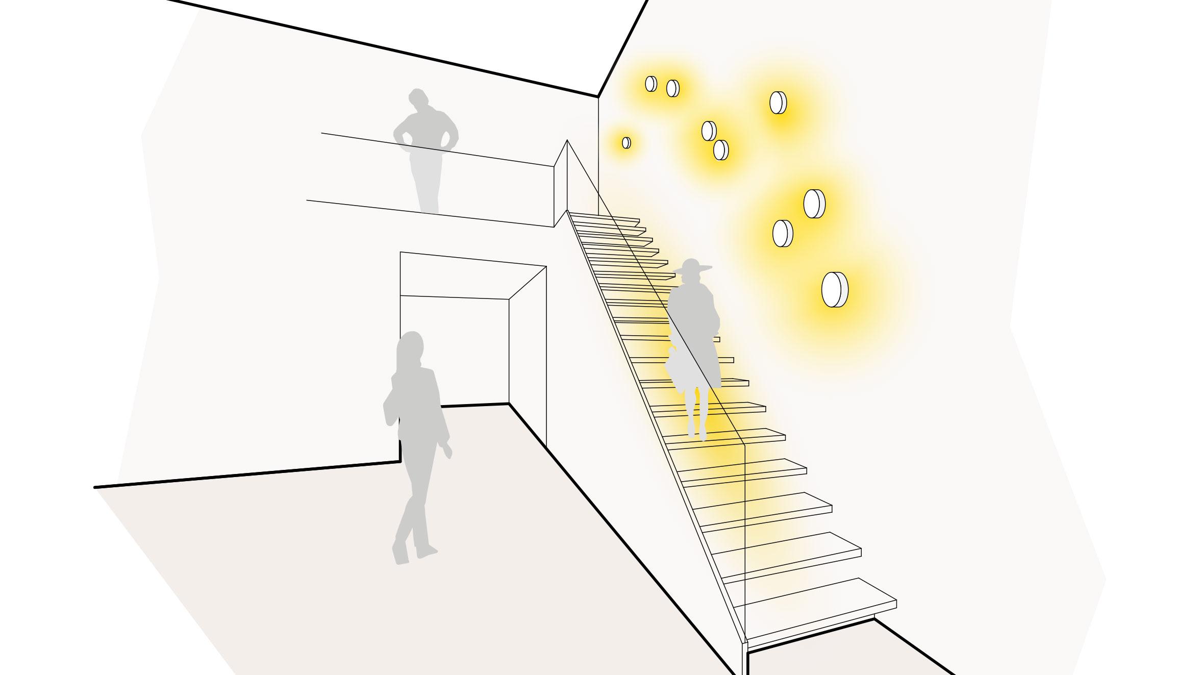 Treppenlampen bei Prediger Lichtberater